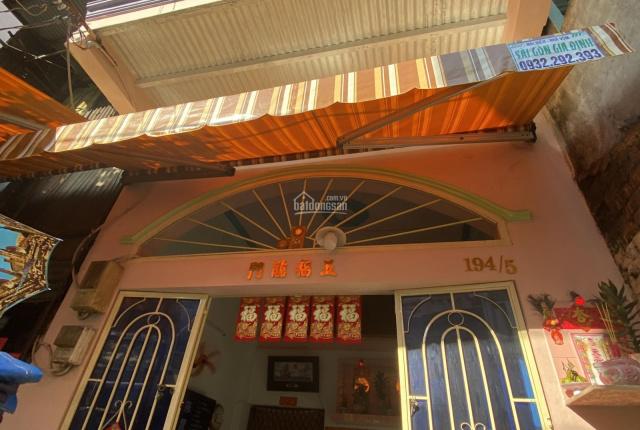 Nhà 7x12m hẻm 194 Tuệ Tĩnh, Phường 12, Quận 11, chính chủ bán