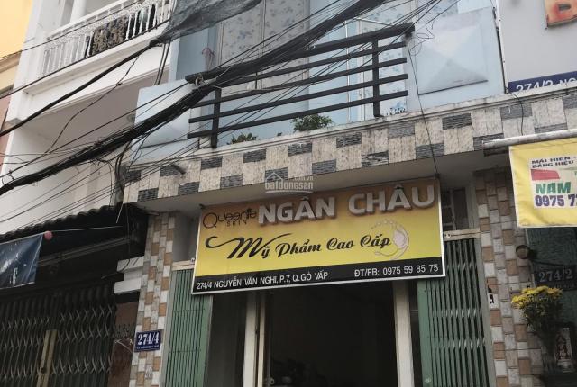 Giảm sốc 400tr, chính chủ bán gấp nhà đẹp, nở hậu, hẻm xh trục đường Nguyễn Văn Nghi. LH 0335428365