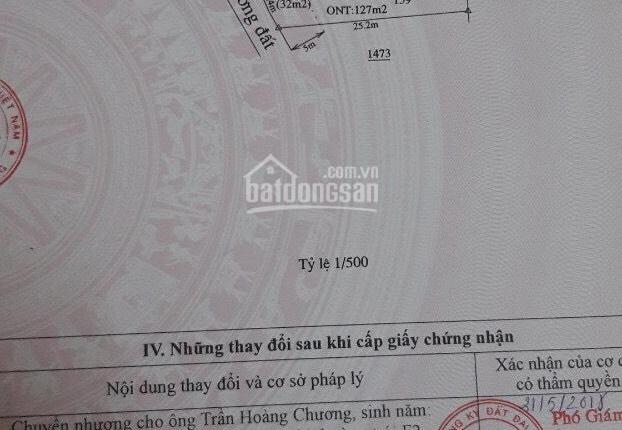 Chính chủ bán nền Tân Vĩnh Hiệp Tân Uyên, đường ĐX 07 vào 50m, giá tốt đầu tư
