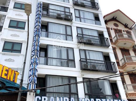 Bán nhà 9 tầng tại mặt phố Trung Yên - Trung Hòa, quận Cầu Giấy. Đang cho thuê 3 tỷ/1 năm