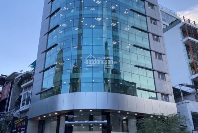 Cho thuê tòa nhà 2MT Cộng Hòa, TB ngay Etown DT: 11x23m, 8 tầng 1400m2 sàn giá 200tr/th 0979912792