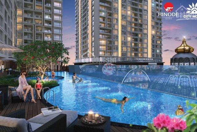 Chung cư cao cấp Hinode City 201 Minh Khai - bản hoà tấu từ Tokyo, chiết khấu 10%, nhận nhà ngay