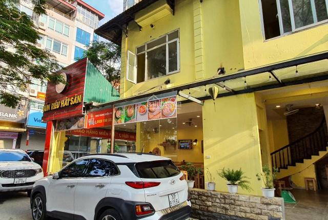 Cho thuê nhà phố Tô Hiệu Cầu Giấy DT 250m2, 1T MT 25m cà phê nhà hàng showroom thông sàn giá 60tr