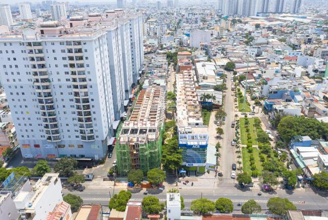Bán nhà phố Bảo Sơn Residence, mặt tiền đường Nguyễn Sơn quận Tân Phú. Kinh doanh đa ngành nghề