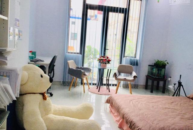 Cho thuê nhà HXH Nhất Chi Mai, P13, Tân Bình giá 18tr/tháng nhà mới đẹp