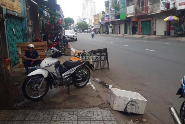 Mặt tiền đường Trần Phú, Quận 5, 21.5 tỷ, nhà 4 lầu