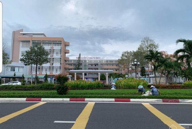 Bán đất mặt tiền đường Cách Mạng Tháng 8, trung tâm TP Bà Rịa