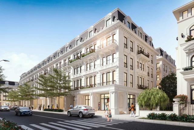 Chuyển nhượng suất mua shophouse, 180m2 trung tâm TP. Hà Tĩnh xây hoàn thiện cao cấp, LH 0981792266