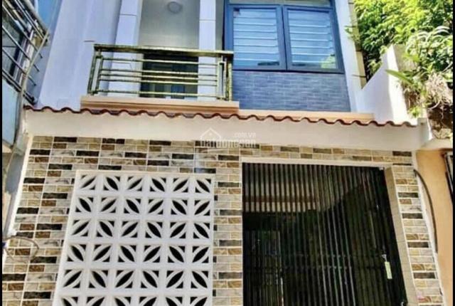 Cần tiền bán gấp nhà trên đường Đoàn Nguyễn Tuấn, thuộc Bình Chánh TPHCM, sổ hồng riêng