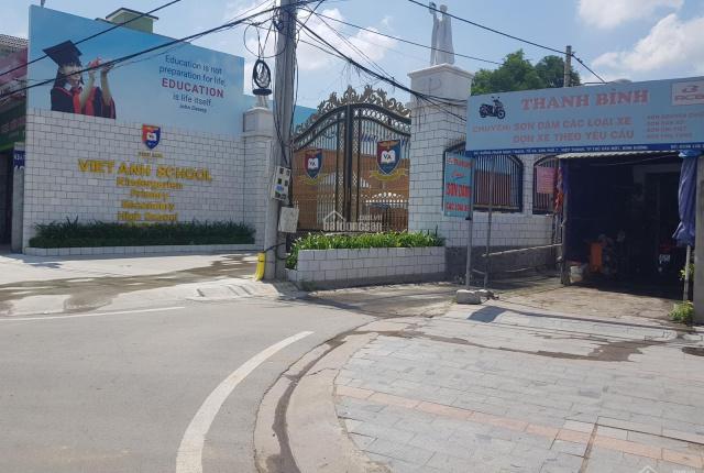 Bán đất phường Hiệp Thành diện tích 8mx28m, giáp Trường Việt Anh 3