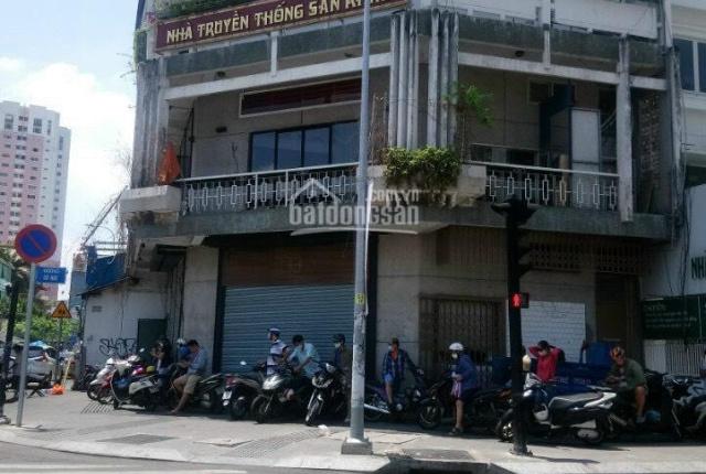 Cho thuê góc 2 mặt tiền Cô Bắc với Nguyễn Khắc Nhu DT 18x15 1 trệt 1 lầu sân thượng giá 90 triệu TL