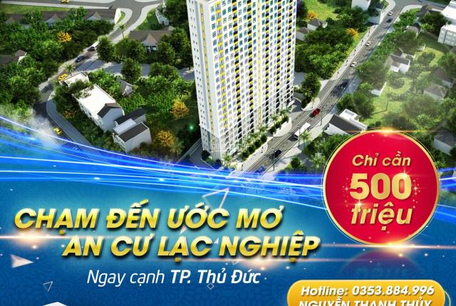 Cơ hội sở hữu căn hộ Bcons Bee 2 PN. TT trước 30%, ân hạn gốc lãi đến 6 tháng sau khi nhận nhà