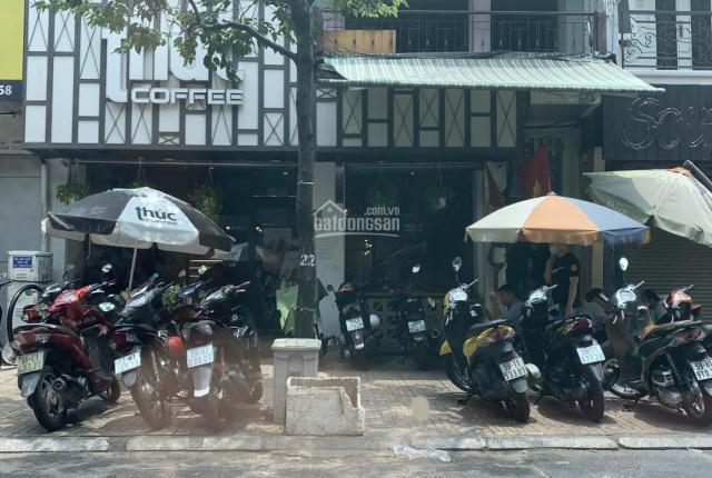 Cho thuê mặt tiền Huỳnh Thúc Kháng P. Bến Nghé Quận 1 DT 7x15 nở hậu 8m lối đi riêng biệt giá 130tr