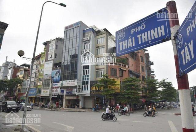 Lô góc 2 thoáng sáng vĩnh viễn, mặt phố Thái Thịnh, Q. Đống Đa, kinh doanh đông đúc, 10 tỷ