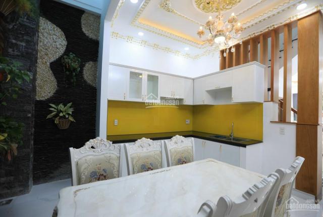 Bán nhà mặt tiền hẻm xe hơi Huỳnh Tấn Phát 75m2, giá chỉ hơn 6 tỷ măt đường rộng 8m