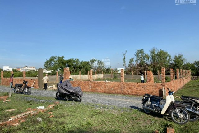 Bán đất chính chủ 312m2 hai mặt tiền đường, cách Q2 chỉ 2,5km, chia 2 lô rất đẹp