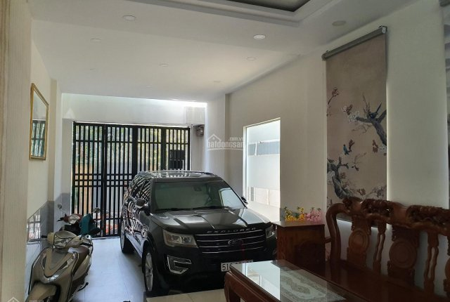 Bán nhà đẹp giá rẻ ngay chợ Tân Mỹ 4 lầu MT8m full nội thất cao cấp giá 12tỷ800triệu. LH 0909519399