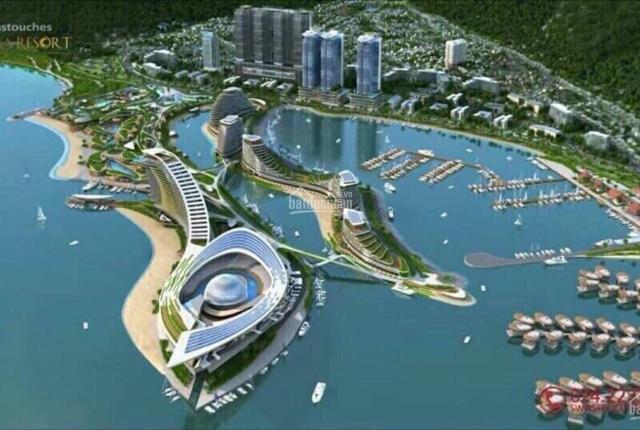 """""""Siêu phẩm"""" mở bán 33 lô đất nền biệt thự mặt biển, ngay bến du thuyền Ana Marina, LH: 0965192772"""