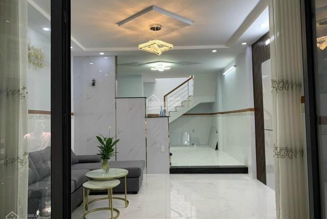 Nhà hẻm 1 sẹc 4x10m Lê Văn Phan, Tân Phú 4.2 tỷ