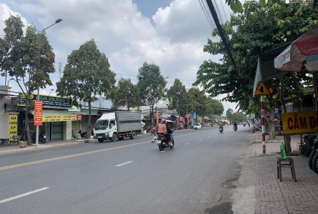 Bán đất mặt tiền Hoàng Lê Kha, P3, TP Tây Ninh
