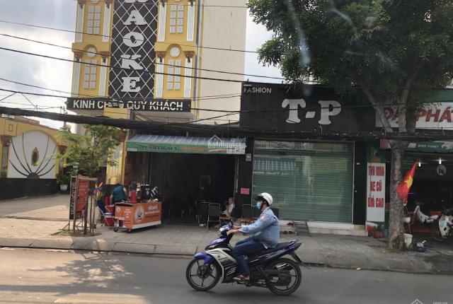 Chính chủ cho thuê nhà MT A95 Nguyễn Văn Quá, P. Đông Hưng Thuận, Q12 8x40m trệt, lầu 60 triệu TL