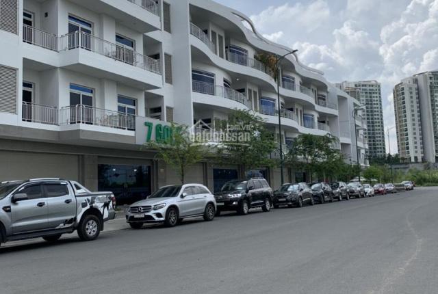Cần tiền bán gấp nhà phố Thủ Thiêm Lakeview CII, DT 5,2x18m hầm, trệt 3 lầu ST giá TL cực tốt 33 tỷ