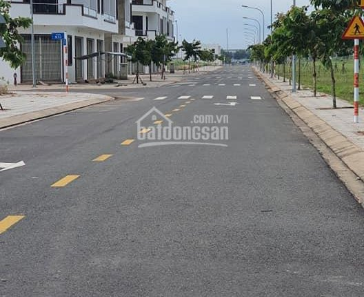 90 lô đất nền mặt tiền đường gần cảng Phú Mỹ 7tr/m2. Ngân hàng hỗ trợ 75%, tặng 2 chỉ vàng