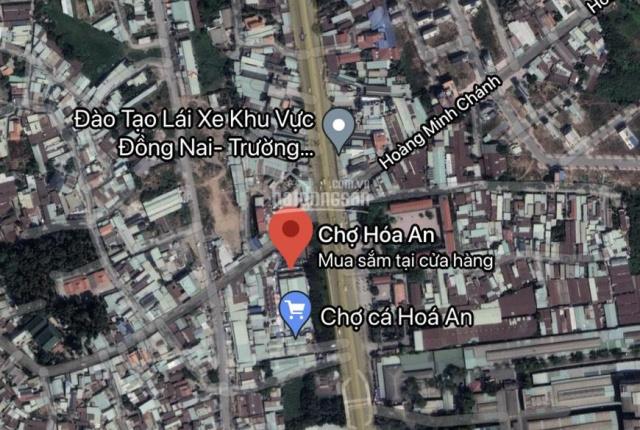 Đất chợ Hóa An - thành phố Biên Hòa - Đồng Nai