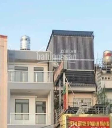 Bán nhà mặt tiền chợ Cầu Quang Trung P14, Gò Vấp, 62m2 giá 12,9 tỷ