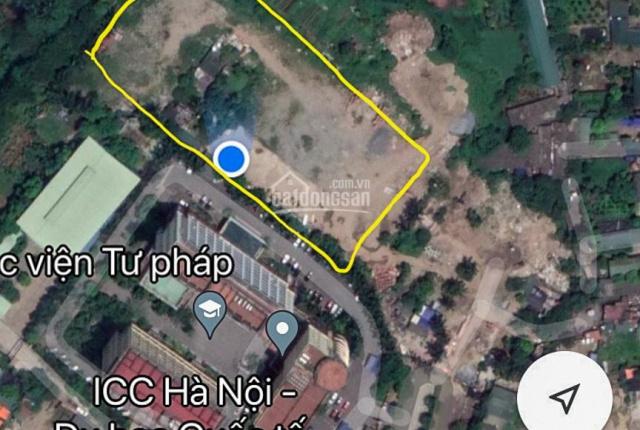 Cho thuê đất đường Trần Vỹ, Quận Cầu Giấy, Hà Nội