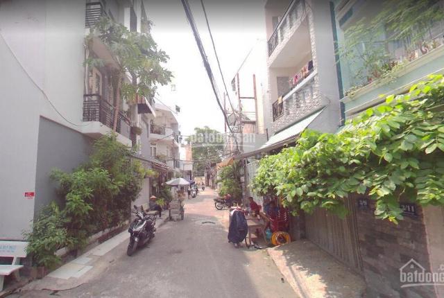 Bán nhanh lô đất 4*20 SHR,tiện ở hoặc KD nhà trọ hẻm oto Nguyễn Văn Săng thông Âu Cơ, Quận Tân Phú
