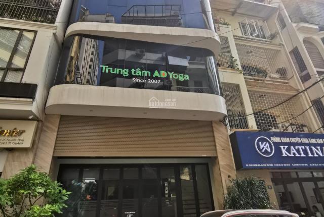 Chính chủ bán toà nhà 8 tầng mới, hiện đại tại ngõ 26 Nguyên Hồng phù hợp làm văn phòng. SĐCC