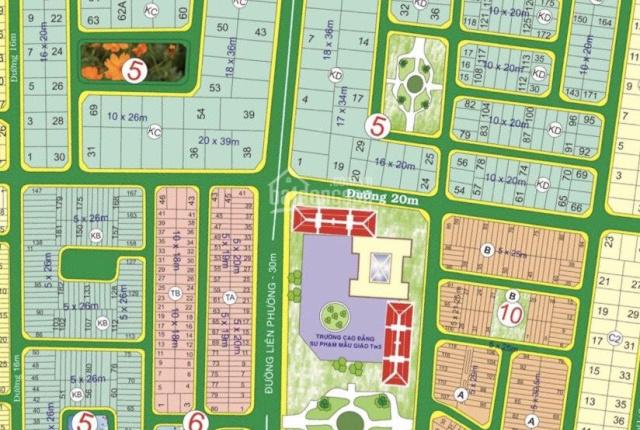 Chuyên giới thiệu đất nền dự án KDC Kiến Á, đường Liên Phường, Q9, giá tháng 06/2021