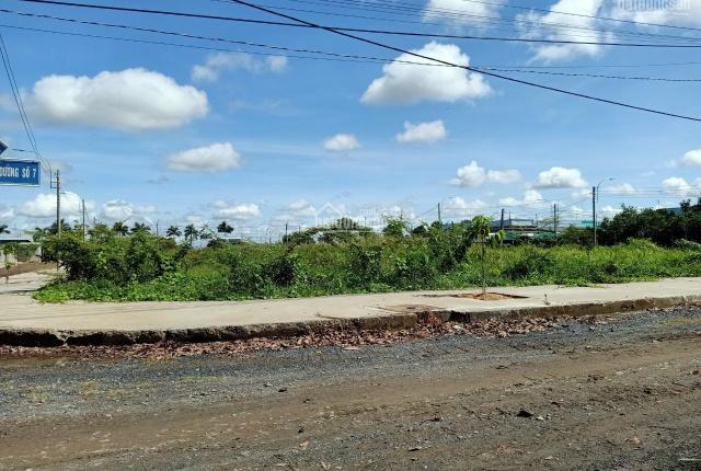 Chính chủ cần bán lô đất 100m2, giá 890tr, khu dân cư mới