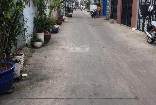Bán nhà (7.4x17.5m) 130m2 hẻm 6m đường Vũ Tùng, phường 2, Q. Bình Thạnh