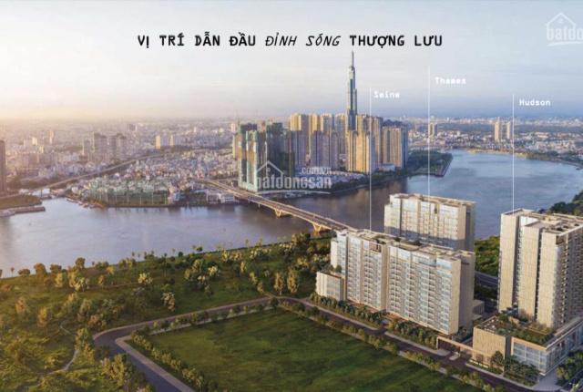 Chỉ còn 1 căn Pool Villa view sông Sài Gòn - The River Thủ Thiêm, LH 0896641266