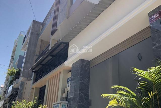 Bán nhà 2 mặt tiền đường 5m + 6m( 1trệt + 1lầu), Hẻm 185, Ngô Chí Quốc, Thủ Đức, HXH SHR CC