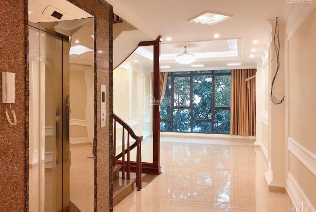 Bán biệt thự Vĩnh Phúc Quận Ba Đình - mới 55m2* 7 tầng - mặt tiền 5,2m - thang máy - ô tô 7 chỗ vào