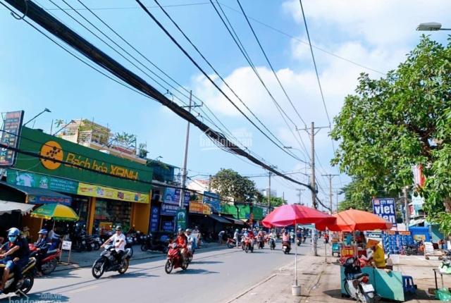 Cho thuê nhà MT đường Nguyễn Duy Trinh 1 trệt 3 lầu Quận 2 thích hợp kinh doanh VP