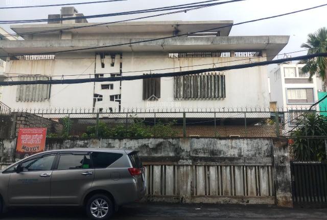 Nhà hẻm 6m, sát mặt tiền Chu Văn An, P. 12, diện tích: 10m x 21m, công nhận 210m2, giá 23 tỷ