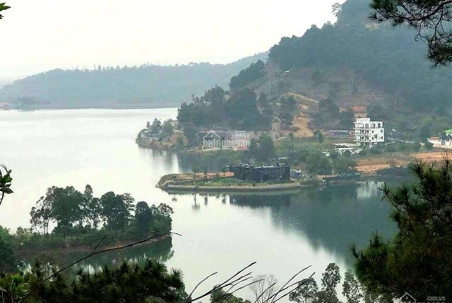 Bán đất sổ đỏ khu CN sạch Minh Trí, đất thổ cư khu du lịch Hồ Đồng Đò làm homestay