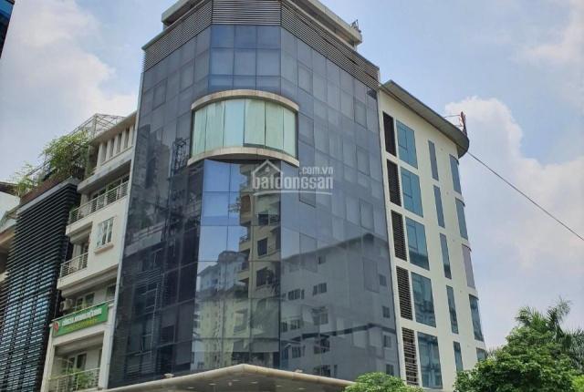 Cho thuê nhà căn góc phố Hàng Bún Ba Đình DT 100m2 8T 1H MT 16m nha khoa thẩm mỹ viện giá 230tr