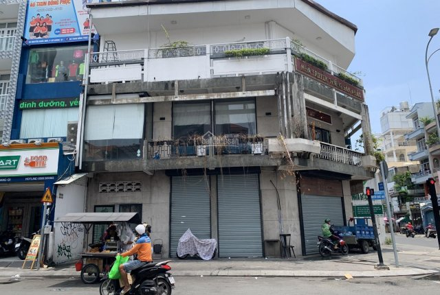 Cho thuê góc 2MT Cô Bắc - Nguyễn Khắc Nhu Q1 cạnh trường ĐH Văn Lang, tập trung SV, VP