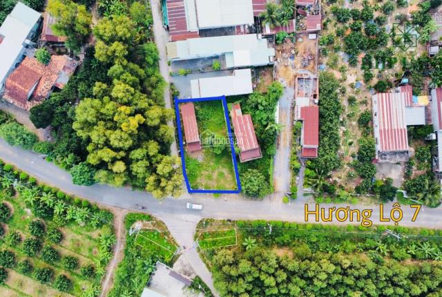 Bán lô đất 349m2, góc 2 mặt tiền HL 7, xã Bình Lợi, huyện Vĩnh Cửu, 0916284557