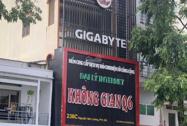 Cho thuê nhà nguyên căn chính chủ - mặt tiền đường Nguyễn Văn Luông Quận 6 - miễn trung gian