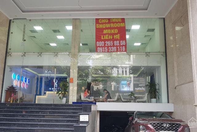Cho thuê mặt bằng kinh doanh, showroom tầng 1 phố Huế, 090 265 8866, diện tích: 350m2