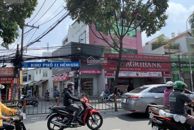 Cho thuê nhà góc 2 mặt tiền Đường Quang Trung, Phường 8, Quận Gò Vấp