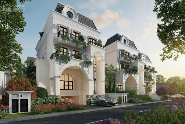 Biệt thự có hầm Hà Đông Le Jardin - ParkCity giá vô cùng hấp dẫn - LH 24/7: 089.982.2626