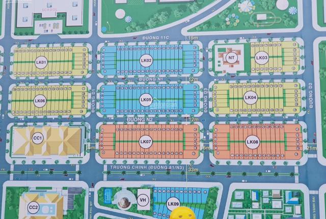 Chính chủ bán nhanh lô đất vị trí đẹp nhất dự án Ecotown, Tx Phú Mỹ, Bà Rịa Vũng Tàu, 0902276818
