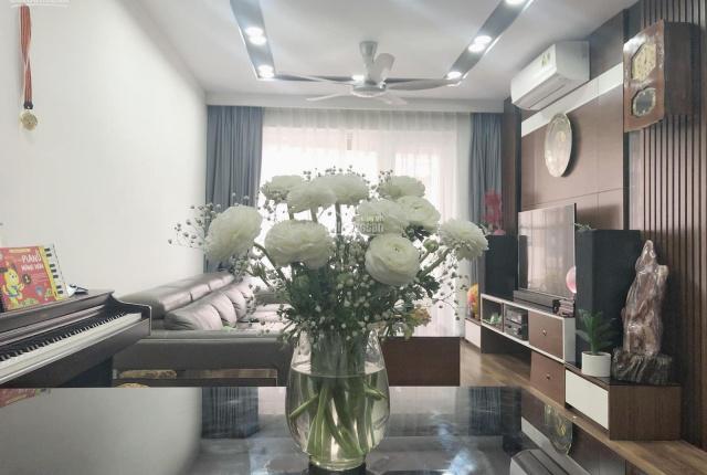 Bán căn hộ 97m2 tòa V3 CC Victoria Văn Phú full nội thất nhà mới đẹp view bể bơi
